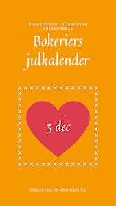 Bokerier Julkalender: Lucka 3